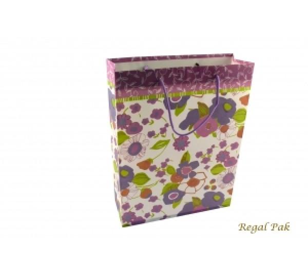 Pvc Gift Bag 13''H X 10''W X 3 1/2''