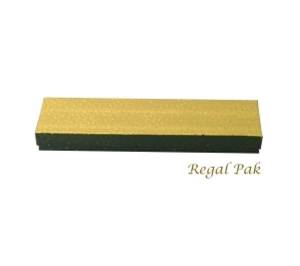 Gold Texture Cotton Filled Box 8 1/8 (100 pcs)