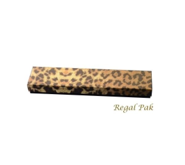 Leopard Cotton Filled Box 8 1/8 (100 pcs)