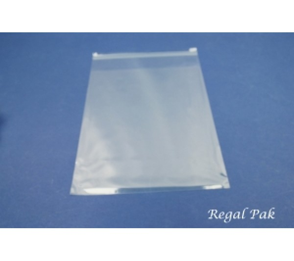 """Ultra Clear Opp Bags With Self-Adhesive Seal (100 Pieces In A Pack) 8"""" X 10"""""""